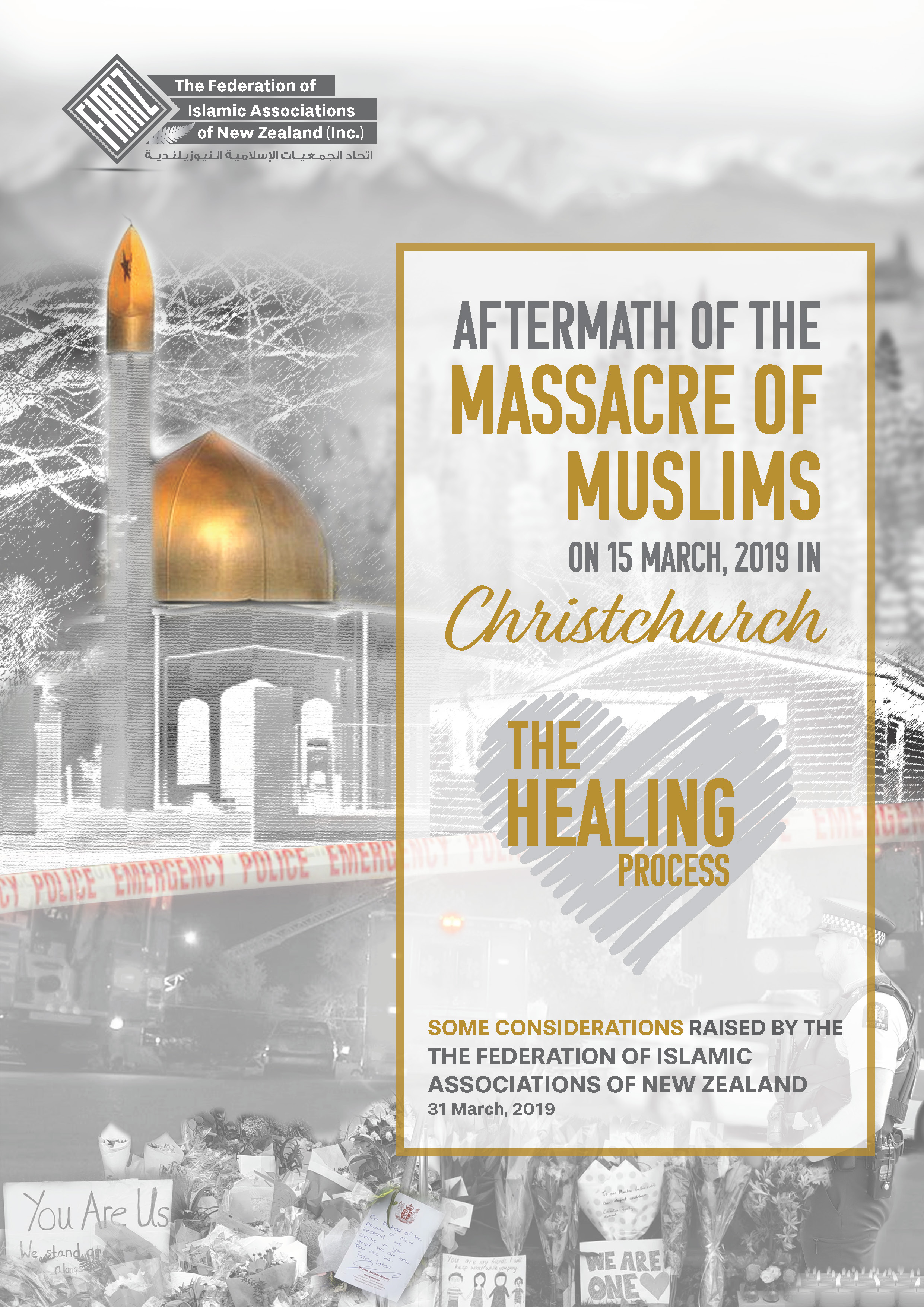 Christchurch – The Federation of Islamic Associations of New